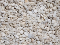 Polar White (spar) 3 to 8mm. usual depth 30mm. Dutton Builders Merchants Ltd Product image