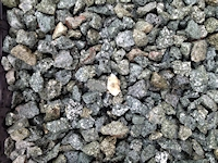 Criggion Green (granite) 16mm. usual depth 30 to 40mm. Dutton Builders Merchants Ltd Product image