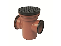 Bottle Gulley Back Inlet Circular Grid- Dutton Builders Merchants Ltd Product image