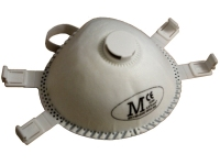 Dust Mask Molded Disposable - Dutton Builders Merchants Ltd Product image