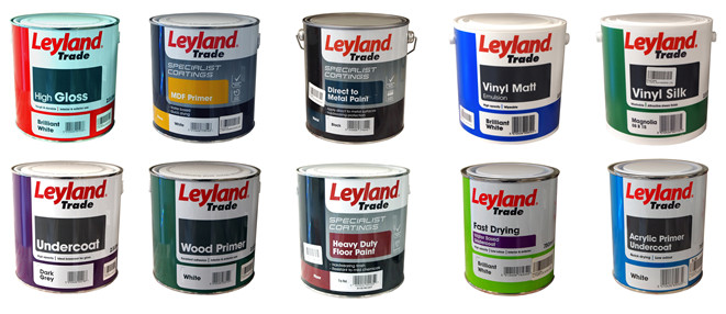 Leyland Paints