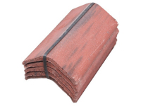 Roof Mod Ridge Old English Red - Dutton Builders Merchants Ltd Product image
