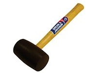Rubber Mallet - Dutton Builders Merchants Ltd Product image